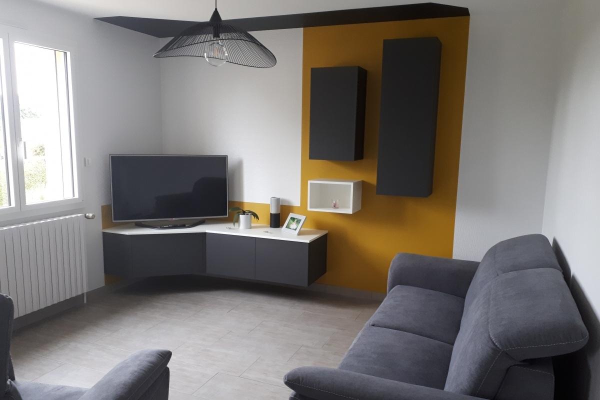 Meuble Sur Mesure Salon fabrication de meuble sur mesure en ille et vilaine : rennes